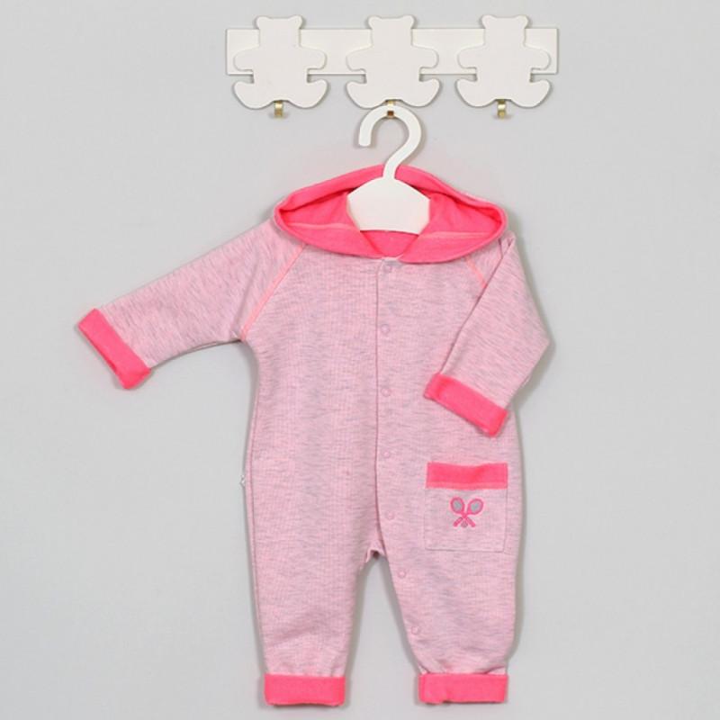 Kombinezonas kūdikiui Tennis rožinis VILAURITA 353M