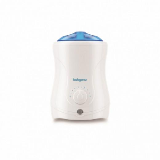 Elektroninis kūdikio maistelio šildytuvas ir sterilizatorius BabyOno 216