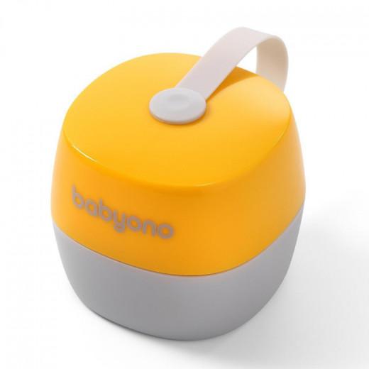 BabyOno čiulptukų dėklas, oranžinis, 535/03