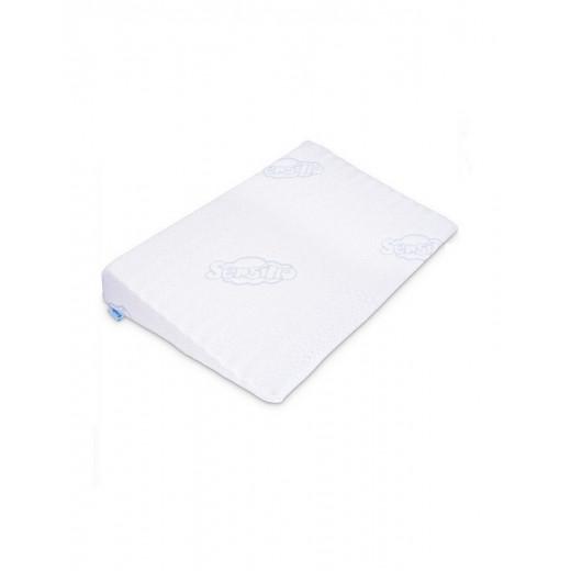 Antirefliuksinė pagalvė kūdikiui balta Sensillo 38x60