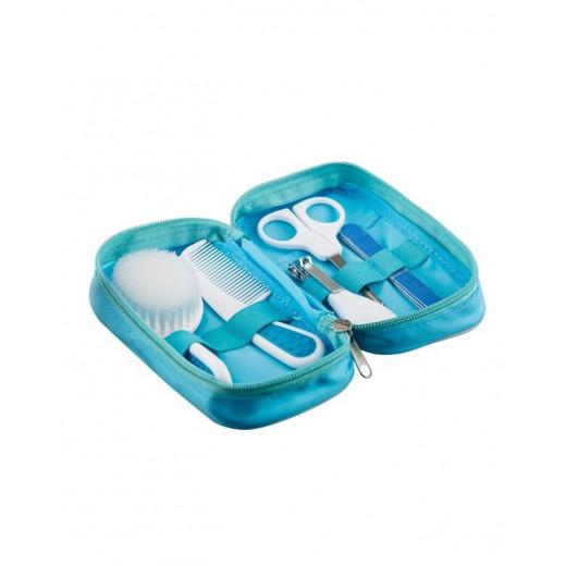Kūdikio priežiūros rinkinys Akuku mėlynas A0308