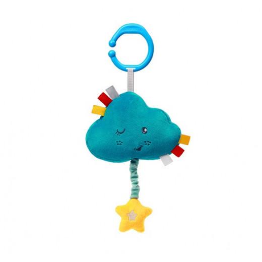 Minkštas žaislas BabyOno su melodija - debesėlis