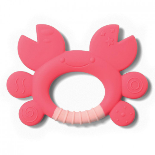 BabyOno kramtukas silikoninis, krabas, 936