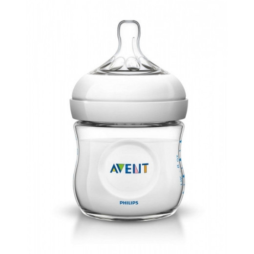Buteliukas kūdikiui Natural 0m+60 ml Avent SCF699/17