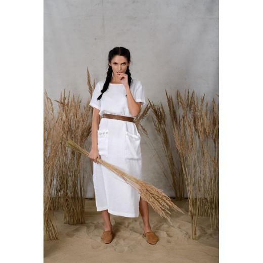 Natali Silhouette lininė suknelė