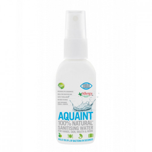 Natūralus dezinfekcinis vanduo kūdikiams AQUAINT 50ml