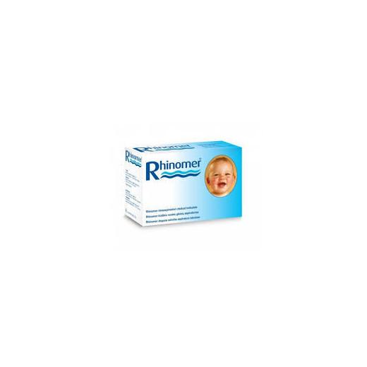 Kūdikio nosies gleivių aspiratorius RHINOMER 0m+