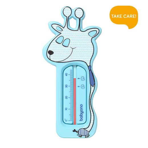 Termometras voniai BabyOno Žirafa mėlyna 775/01